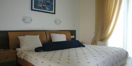 Dobbeltværelse på Hotel Paradise Ammoudia i Ammoudia, Grækenland.