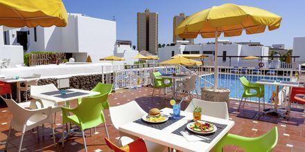Pool-/snackbar på Hotel Paraíso del Sol  på Tenerife, De Kanariske Øer, Spanien.