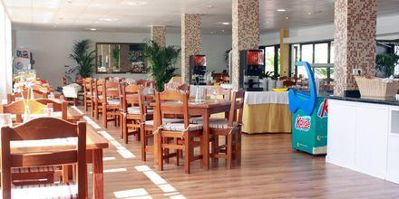Buffetrestaurant på Hotel Paraíso del Sol  på Tenerife, De Kanariske Øer, Spanien.