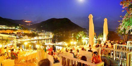 Restaurant Kastro på Parga, Grækenland