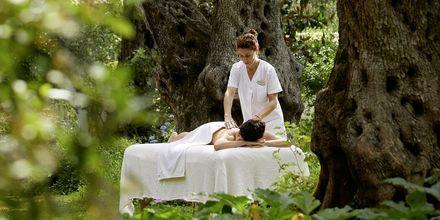 Massage på Hotel Parga Beach, Grækenland.