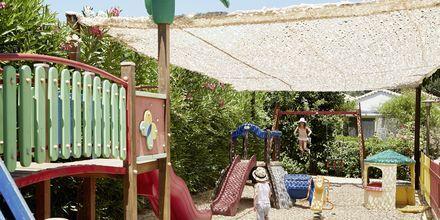 Legeplads på Hotel Parga Beach, Grækenland.