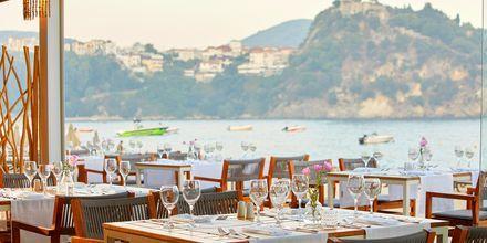 Restaurant på Hotel Parga Beach, Grækenland.