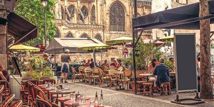 Restauranter i Paris, Frankrig.