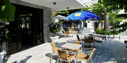 Hotel Paritsa i Kos by, Grækenland.