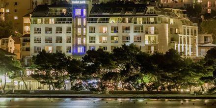 Hotel Park i Makarska, Kroatien.