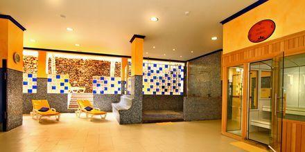 Relaxafdeling på Hotel Park Club Europe på Tenerife, De Kanariske Øer, Spanien.