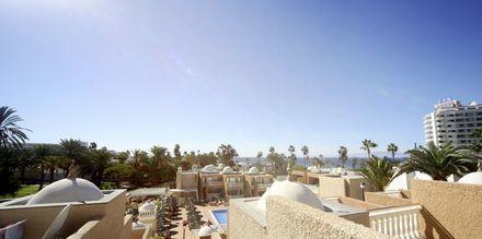 Hotel Parque de las Americas på Tenerife, De Kanariske Øer, Spanien.
