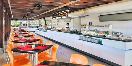 Restaurant på Hotel Parque la Paz på Tenerife, De Kanariske Øer, Spanien.