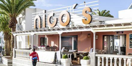 Restaurant på hotel Parque Tropical i Puerto del Carmen, Lanzarote