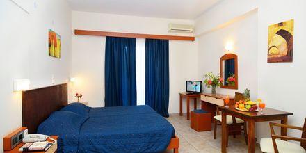 1-værelses lejlighed på Hotel Pegasus på Kreta, Grækenland.