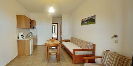 2-værelses lejlighed på Hotel Pelagos Beach i Votsalakia på Samos, Grækenland,