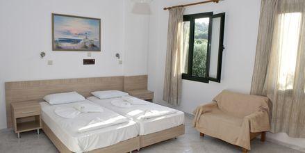 1-værelses lejlighed på Hotel Pelagos Beach i Votsalakia på Samos, Grækenland,