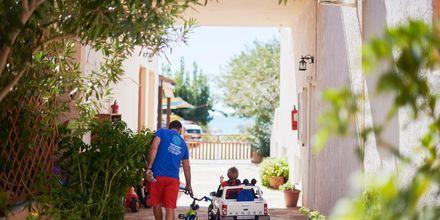 Hotel Pelagos Beach i Votsalakia på Samos, Grækenland.