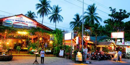 Mui Ne i Phan Thiet i Vietnam.