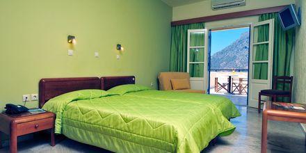 Dobbeltværelse på Hotel Philoxenia på Kalymnos, Grækenland
