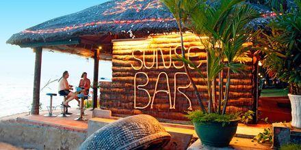 Strandbar på Phu Quoc i Vietnam.