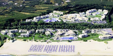 Hotel Pilot Beach i Georgioupolis på Kreta, Grækenland.
