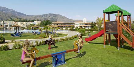 Legeplads på Hotel Pilot Beach i Georgioupolis på Kreta, Grækenland.