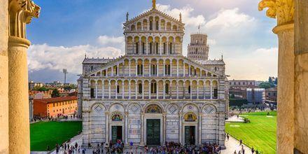 Katedralen i Pisa, Duomo de Pisa.