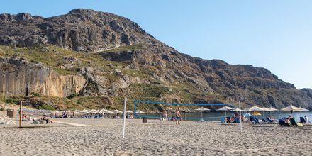 Strandsport i Plakias.