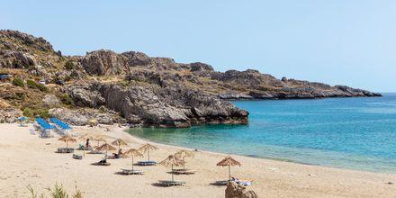Nyd skønne badeture i det azurblå vand i nærheden af Plakias på Kreta.