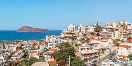 Platanias på Kreta, Grækenland.
