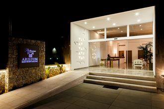 Hotel Platanias Ariston på Kreta, Grækenland.