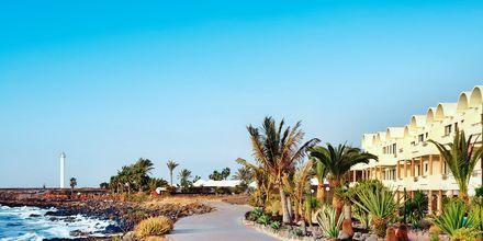 Playa Blanca på Lanzarote.
