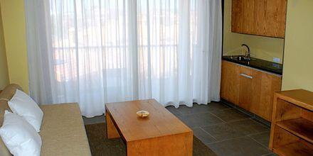1-værelses lejlighed på Hotel Playa Calera på La Gomera, Spanien.