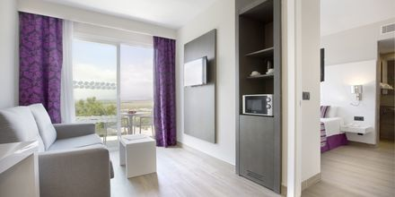 Superior-suite på Hotel Playa de Muro Suites på Mallorca.