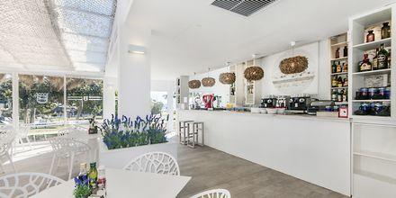 Restaurant på Playa Esperanza Suites på Mallorca, Spanien.