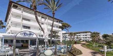 Hotel Playa Esperanza på Mallorca, Spanien.