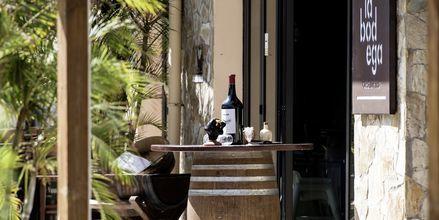 Restaurant La Bodega på Playitas Resort, Fuerteventura.