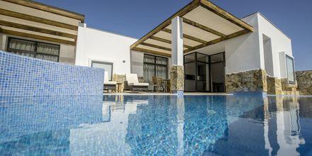 Villaer på Playitas på Fuerteventura, De Kanariske Øer.