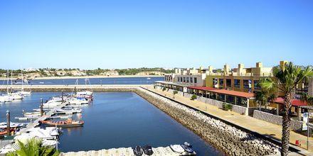 Marinaen i Portimao på Algarvekysten, Portugal.
