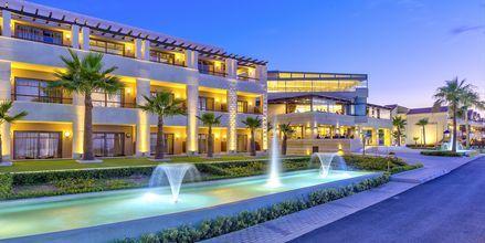 Hotel Porto Platanias Beach & Spa på Kreta, Grækenland.