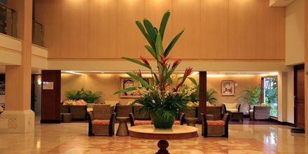 Lobby på Hotel Prama Sanur Beach i Sanur, Bali