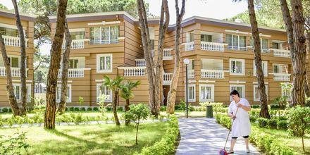 Prestige Resort, Durres Riviera i Albanien.