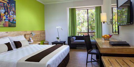 Dobbeltværelse på Hotel Sanur Paradise Plaza i Sanur på Bali.