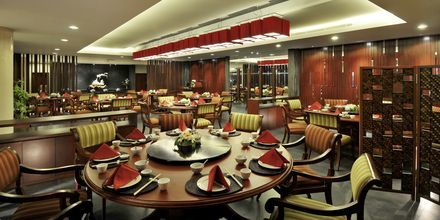 Restaurant Sanur Harum på Hotel Sanur Paradise Plaza i Sanur på Bali.