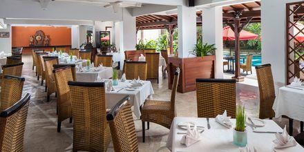 Cafe Komodo Alfresco Dining på Hotel Sanur Paradise Plaza i Sanur på Bali.