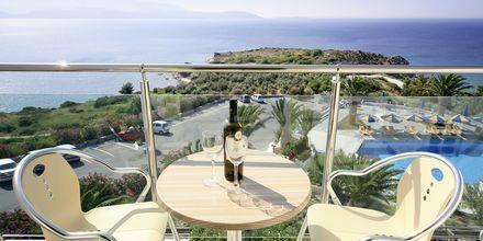 Dobbeltværelse på Hotel Princessa Riviera Resort på Samos, Grækenland.