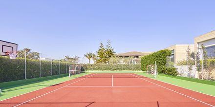 Tennis på Prinsotel La Dorada, Mallorca.