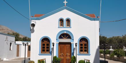 Pserimos i Grækenland.