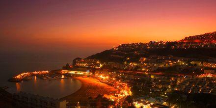 Puerto Rico på Gran Canaria, De Kanariske Øer, Spanien.