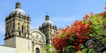 Hovedstaden på i Den Dominikanske Republik, Santo Domingo, har masser af smukke middelalderlige bygninger.