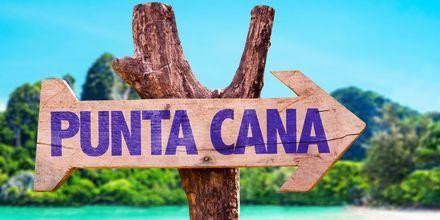 Punta Cana, Den Dominikanske Republik.