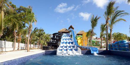 Vandpark nær Punta Cana, Den Dominikanske Republik. Den er perfekt for hele familien!