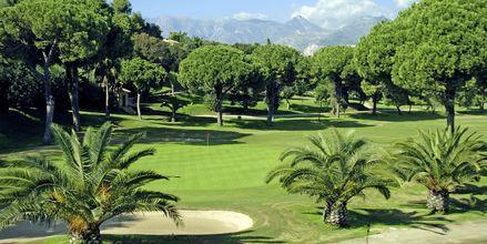 Golfbaner ved Punta Umbria, Spanien